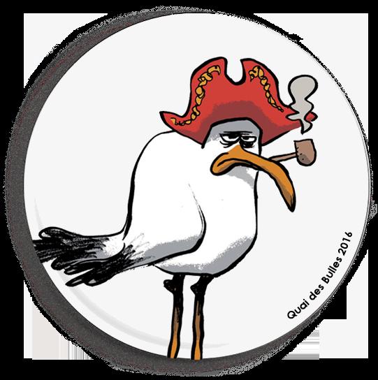 badge quai des bulles 2016