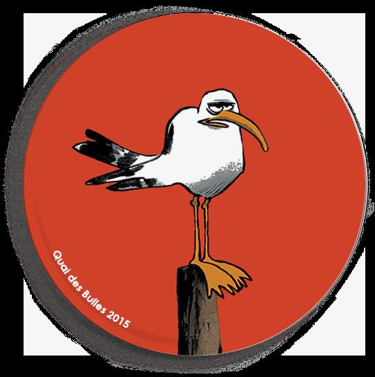 badge quai des bulles 2015