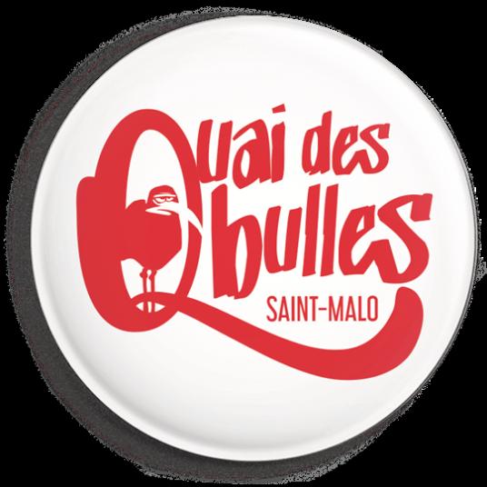 badge quai des bulles